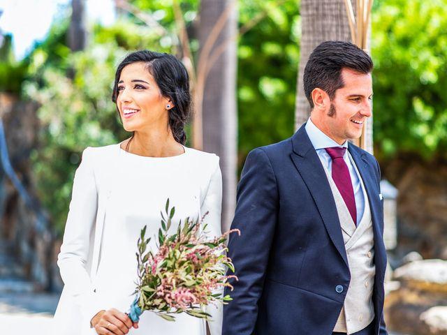La boda de Alberto y Noelia en Sanlucar La Mayor, Sevilla 98