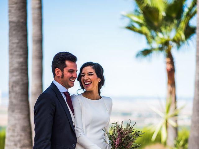 La boda de Alberto y Noelia en Sanlucar La Mayor, Sevilla 100