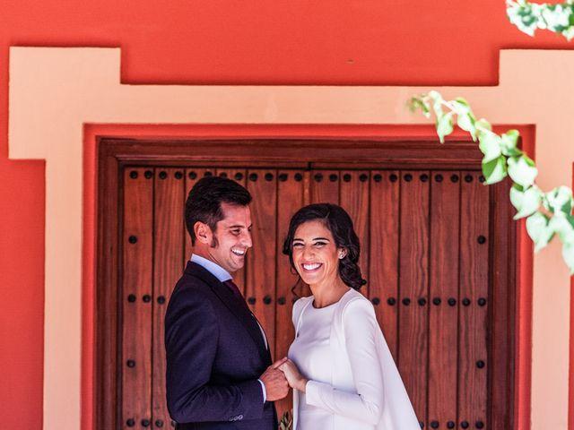 La boda de Alberto y Noelia en Sanlucar La Mayor, Sevilla 103