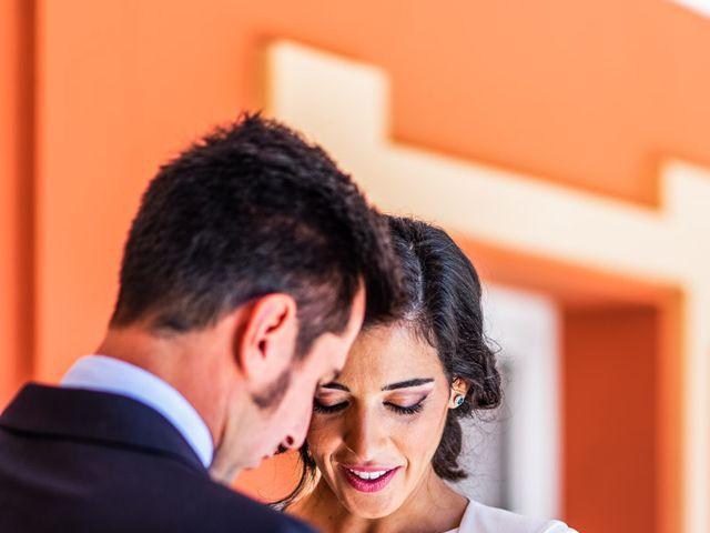 La boda de Alberto y Noelia en Sanlucar La Mayor, Sevilla 105