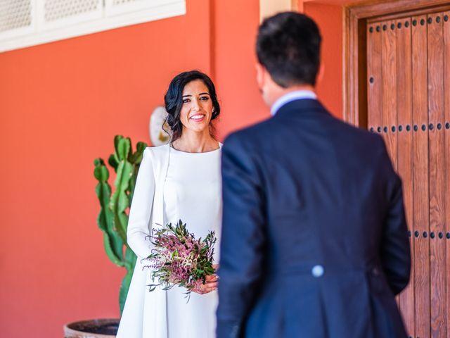 La boda de Alberto y Noelia en Sanlucar La Mayor, Sevilla 107