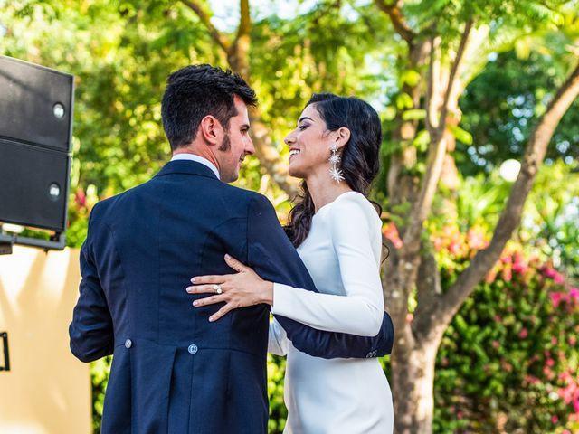 La boda de Alberto y Noelia en Sanlucar La Mayor, Sevilla 130