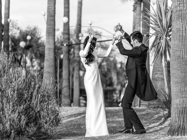 La boda de Alberto y Noelia en Sanlucar La Mayor, Sevilla 144