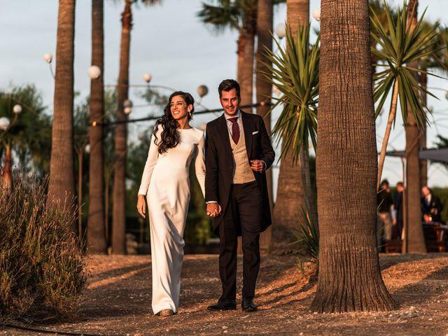 La boda de Alberto y Noelia en Sanlucar La Mayor, Sevilla 145