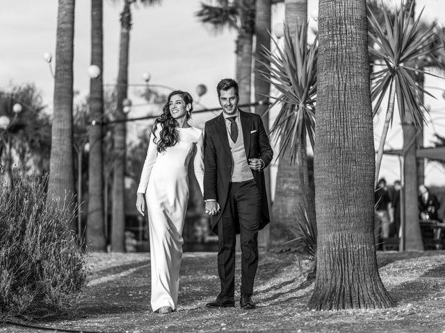 La boda de Alberto y Noelia en Sanlucar La Mayor, Sevilla 146