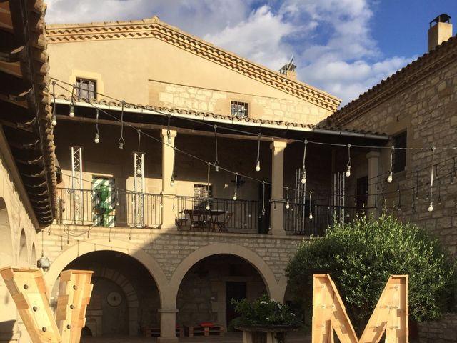 La boda de Xavi y Mar  en Cervera, Lleida 9
