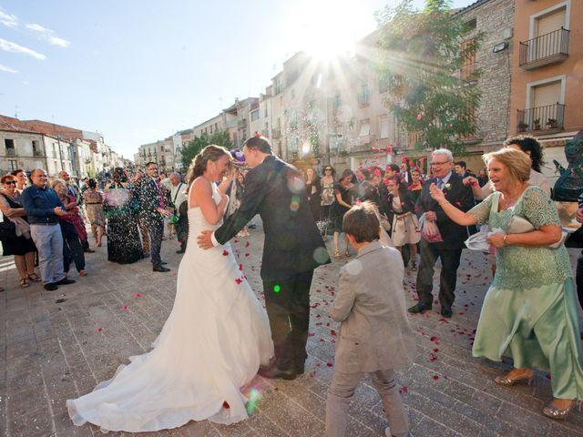 La boda de Xavi y Mar  en Cervera, Lleida 12