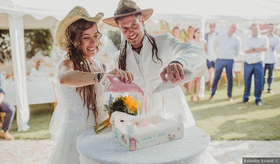 La boda de Jesús y Laura en Alfaro, La Rioja