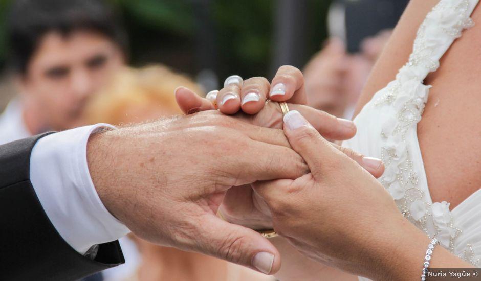 La boda de Toni y Gina en El Bruc, Barcelona