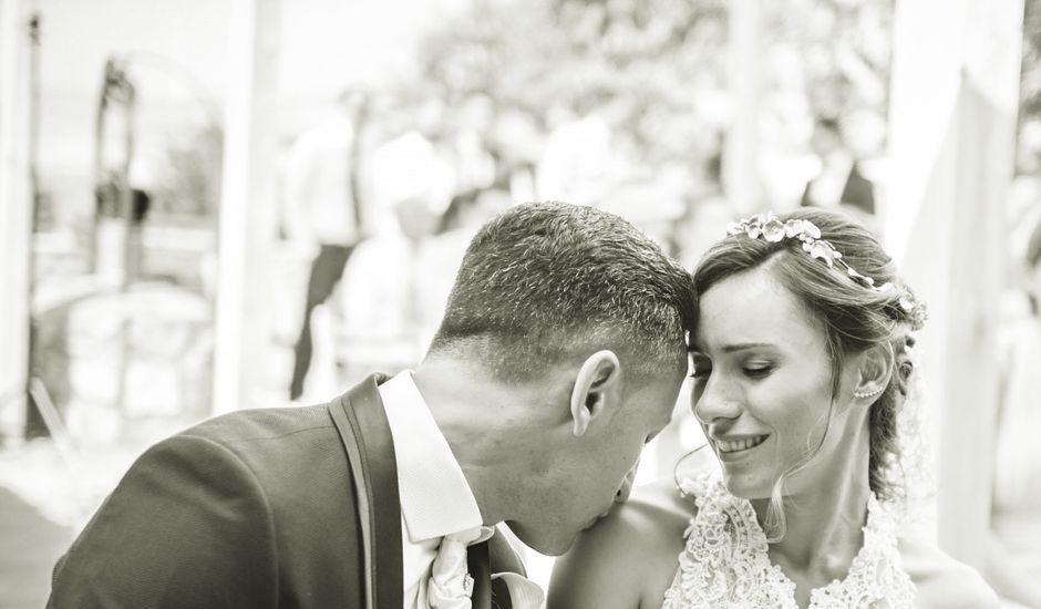 La boda de Manuel y Jessica en Burgos, Burgos