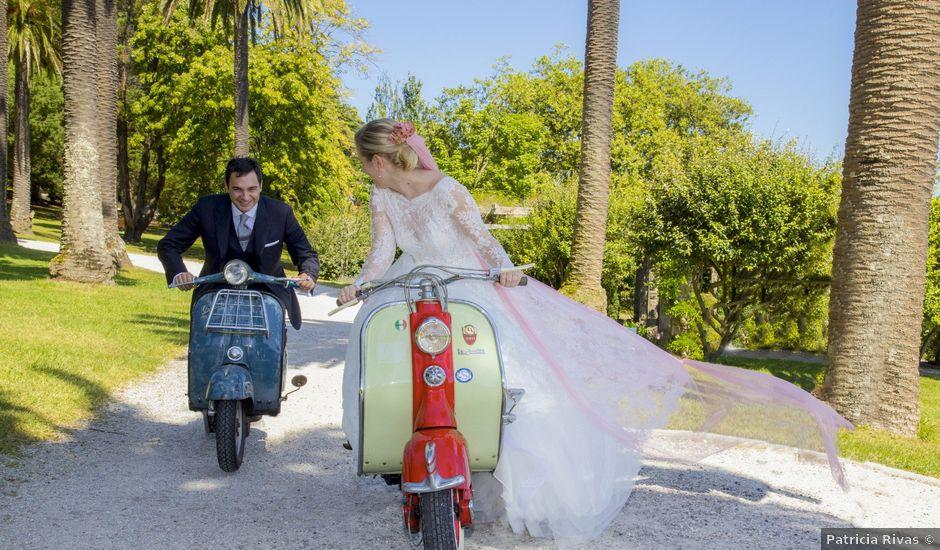 La boda de Eduardo y Elena en Santander, Cantabria
