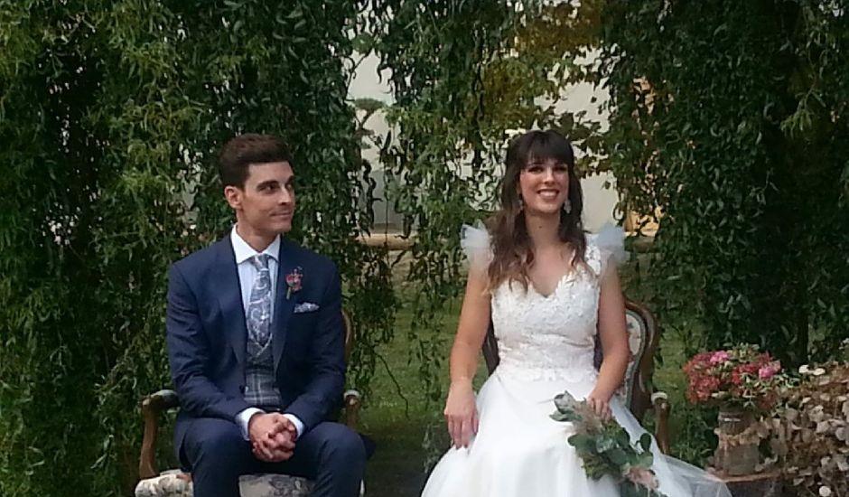 La boda de Victor y Marta en Alfajarin, Zaragoza