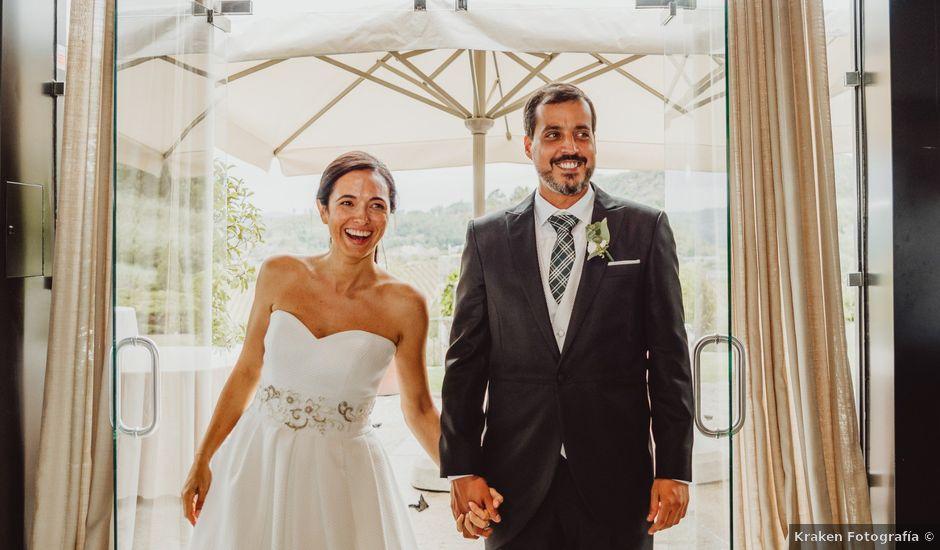La boda de Rafa y Carolina en Ourense, Orense