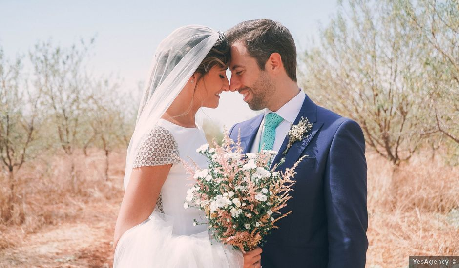 La boda de Nacho y Ángela en Carmona, Sevilla