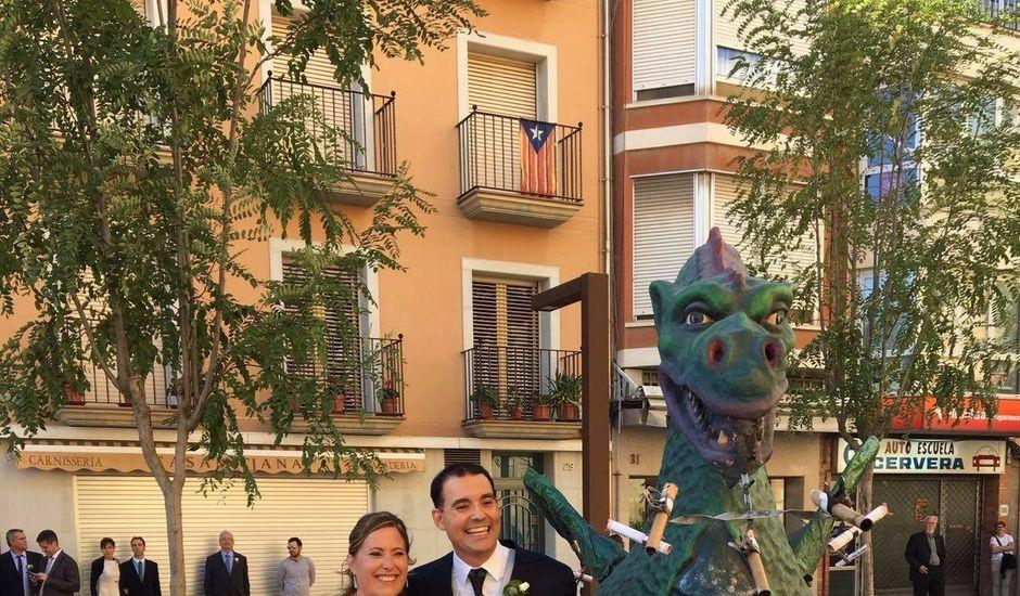 La boda de Xavi y Mar  en Cervera, Lleida
