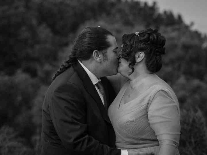 La boda de Maite y Ángel