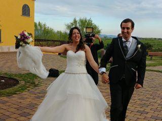 La boda de Miguel Angel y Nuria 1