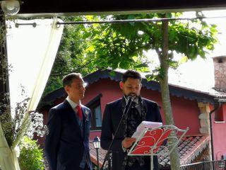 La boda de David  y Rubén