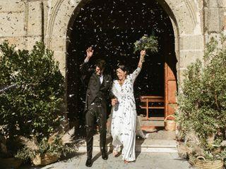 La boda de Fátima y Jaime