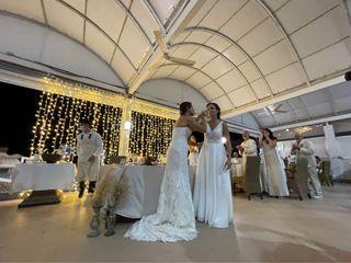 La boda de Beatriz y Ana