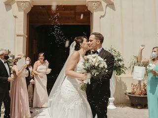La boda de Karina y Angel