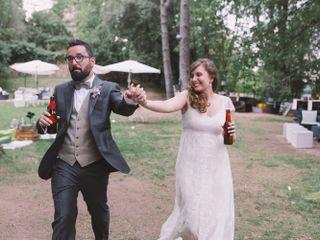 La boda de Yasmina y Humbert