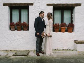 La boda de Itsaso y Igor