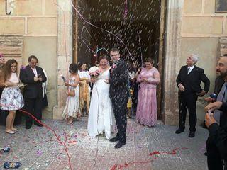 La boda de Vicente y Marbett 3