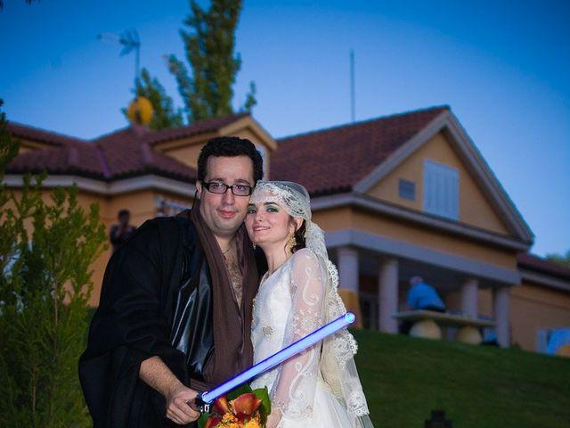 La boda de Elena y Juanma en Valladolid, Valladolid 9