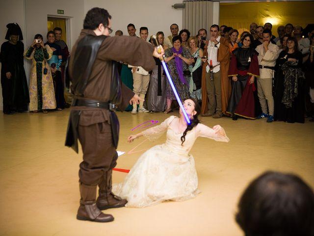 La boda de Elena y Juanma en Valladolid, Valladolid 17