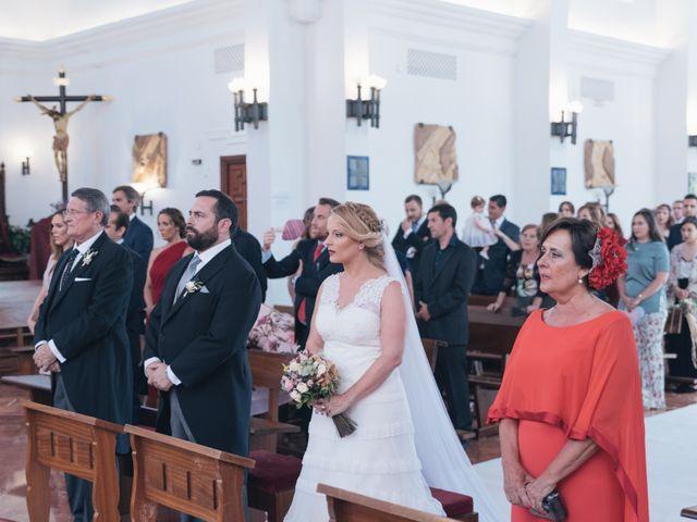 La boda de Javier y Elena en Málaga, Málaga 7