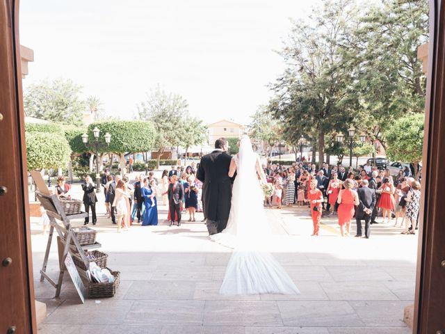 La boda de Javier y Elena en Málaga, Málaga 11