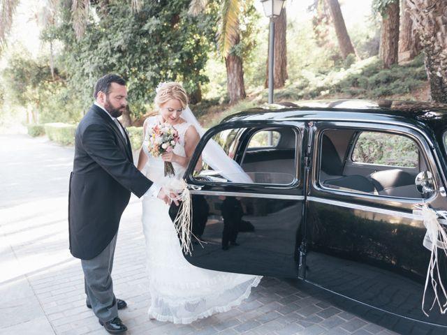La boda de Javier y Elena en Málaga, Málaga 12