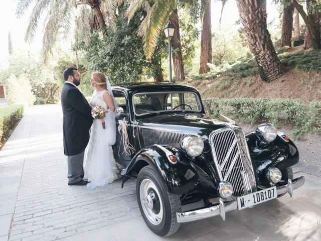 La boda de Javier y Elena en Málaga, Málaga 13