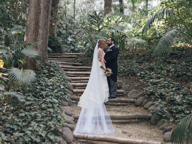 La boda de Javier y Elena en Málaga, Málaga 15