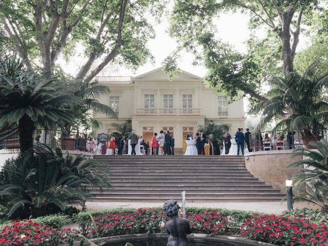 La boda de Javier y Elena en Málaga, Málaga 16