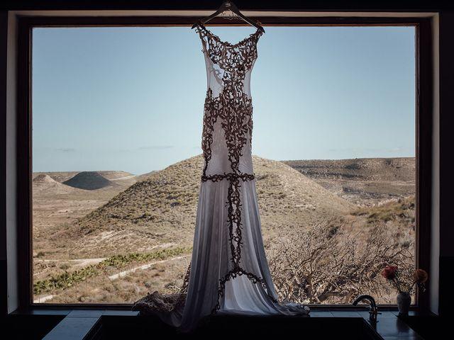 La boda de Juan Carlos y Esther en Aguamarga, Almería 3
