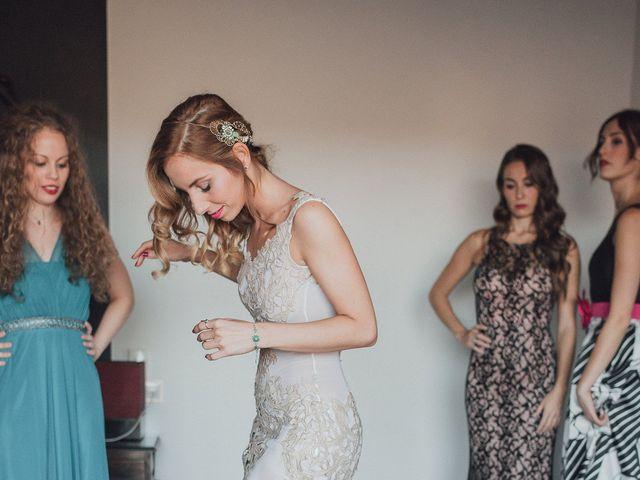 La boda de Juan Carlos y Esther en Aguamarga, Almería 22