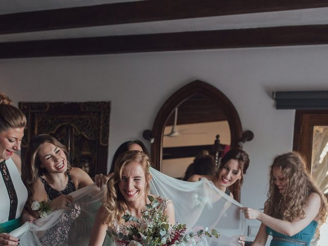 La boda de Juan Carlos y Esther en Aguamarga, Almería 34