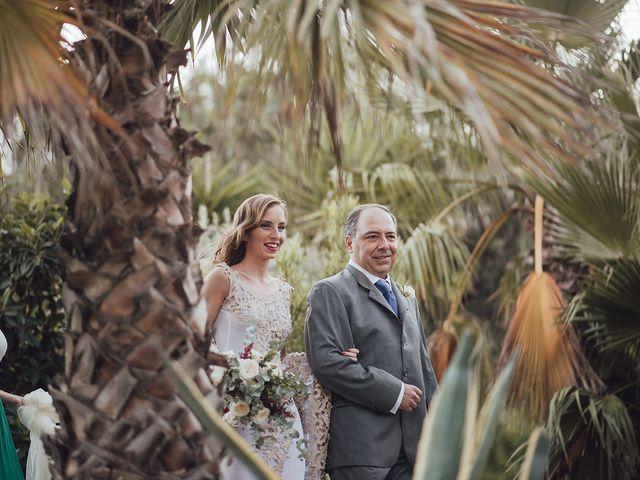 La boda de Juan Carlos y Esther en Aguamarga, Almería 43