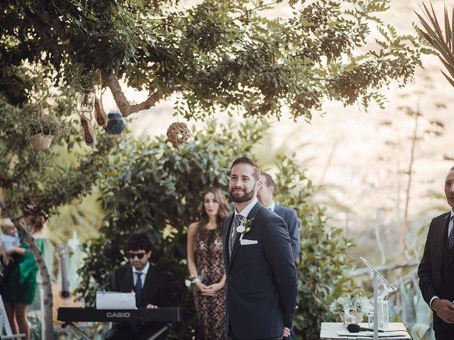 La boda de Juan Carlos y Esther en Aguamarga, Almería 44