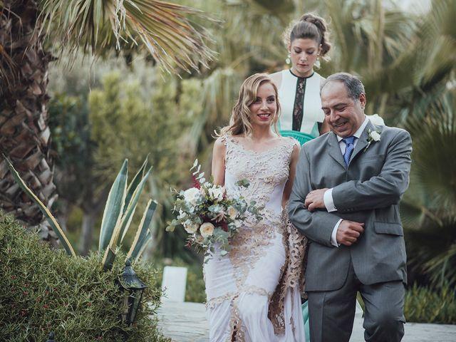 La boda de Juan Carlos y Esther en Aguamarga, Almería 45