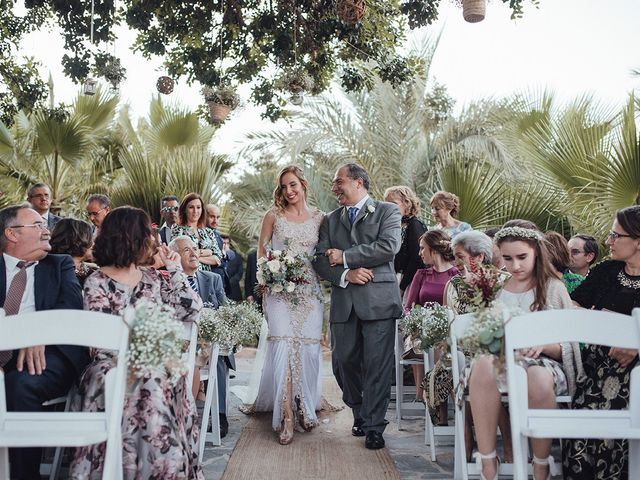 La boda de Juan Carlos y Esther en Aguamarga, Almería 48