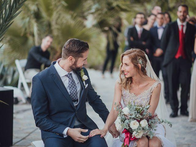La boda de Juan Carlos y Esther en Aguamarga, Almería 51