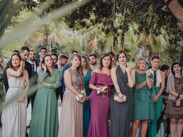 La boda de Juan Carlos y Esther en Aguamarga, Almería 52