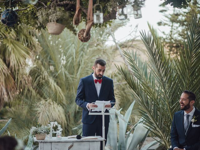 La boda de Juan Carlos y Esther en Aguamarga, Almería 54