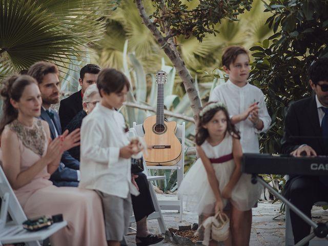La boda de Juan Carlos y Esther en Aguamarga, Almería 55