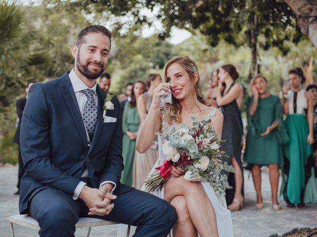 La boda de Juan Carlos y Esther en Aguamarga, Almería 58