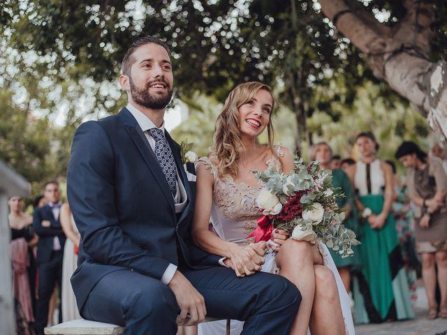 La boda de Juan Carlos y Esther en Aguamarga, Almería 59