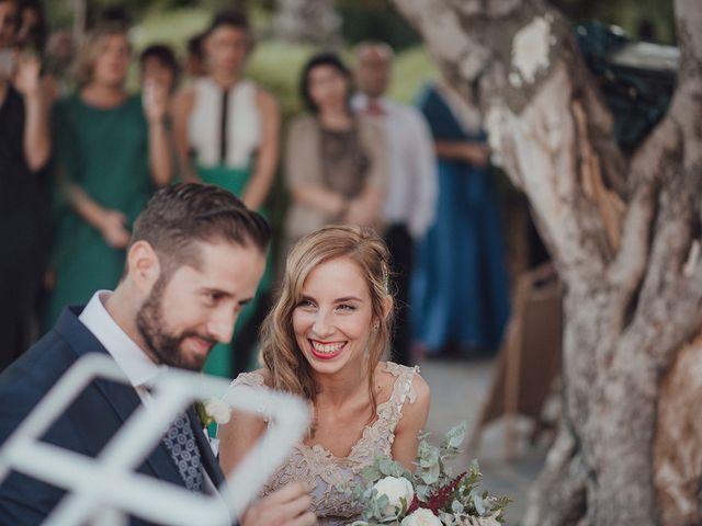 La boda de Juan Carlos y Esther en Aguamarga, Almería 61
